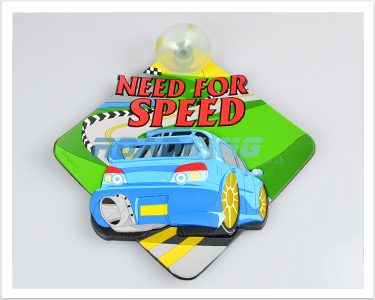 3D Sucker Sign - Need for Speed