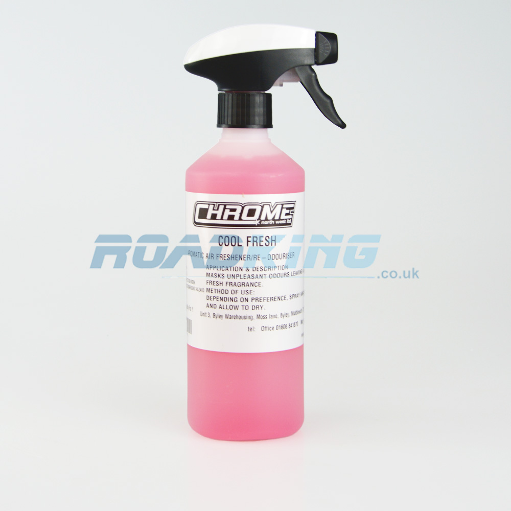 Chrome Cool Fresh Spray | 500ml