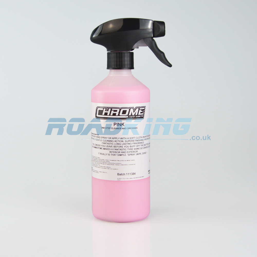 Chrome Pink Spray | 500ml