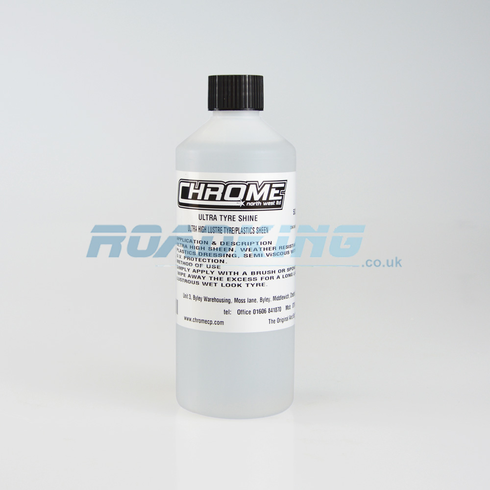 Chrome Ultra Tyre Shine | 500ml