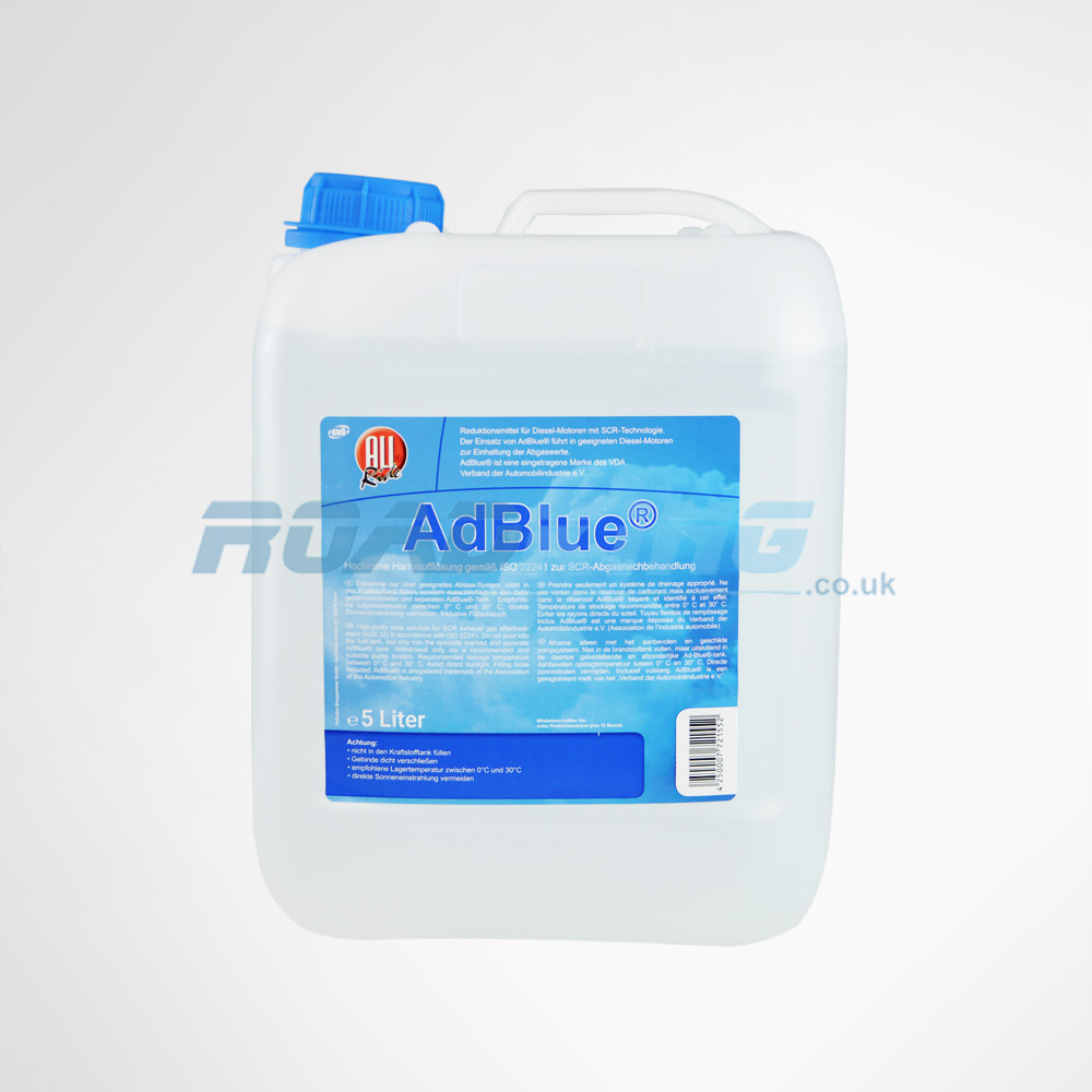 AdBlue 5 litre with Spout