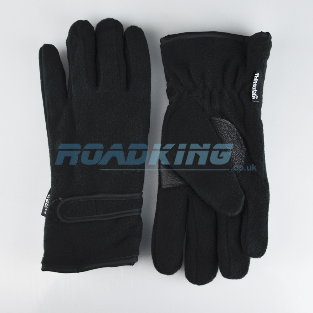 Thermal Fleece Thinsulate Gloves | 3M