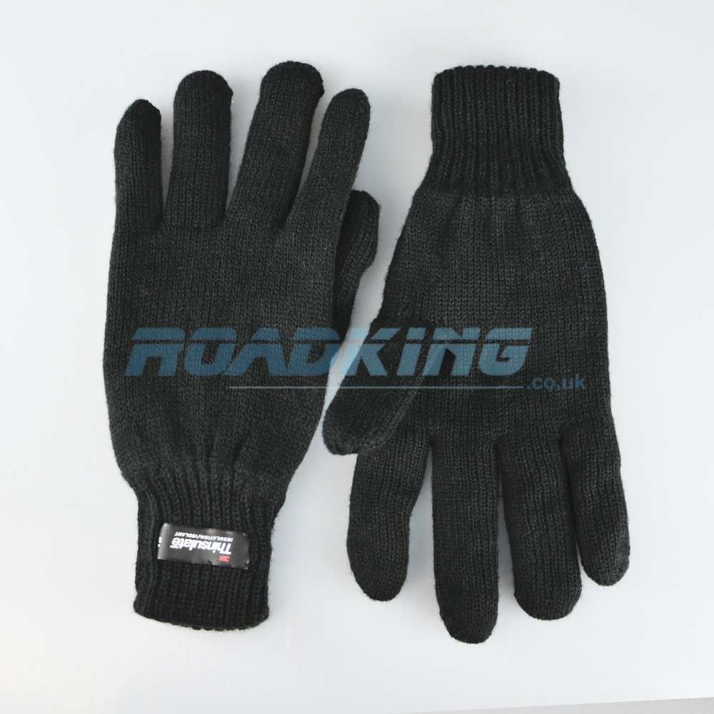 Knitted Thinsulate Gloves | 3M