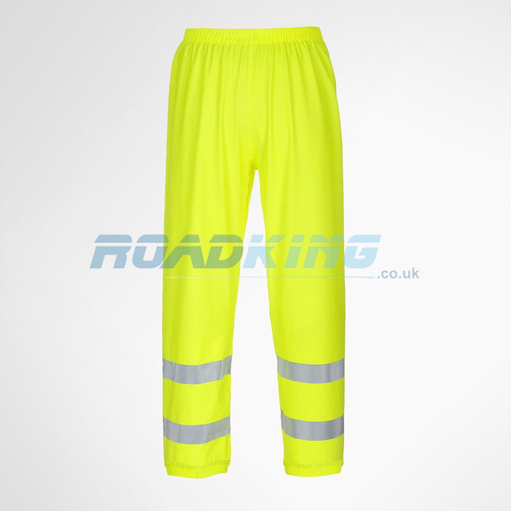 Hi-Viz Trousers - Yellow