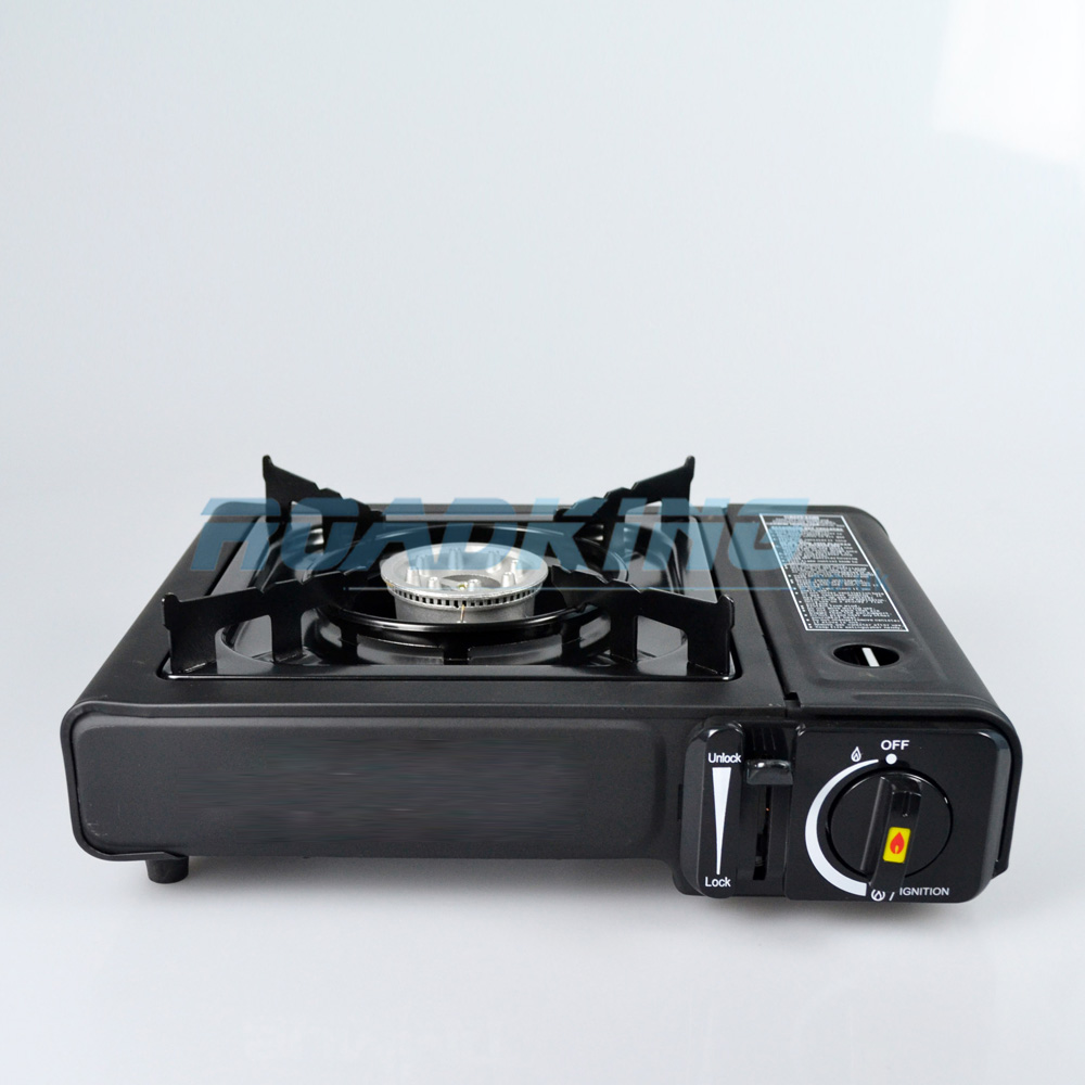 Portable Gas Stove | Black