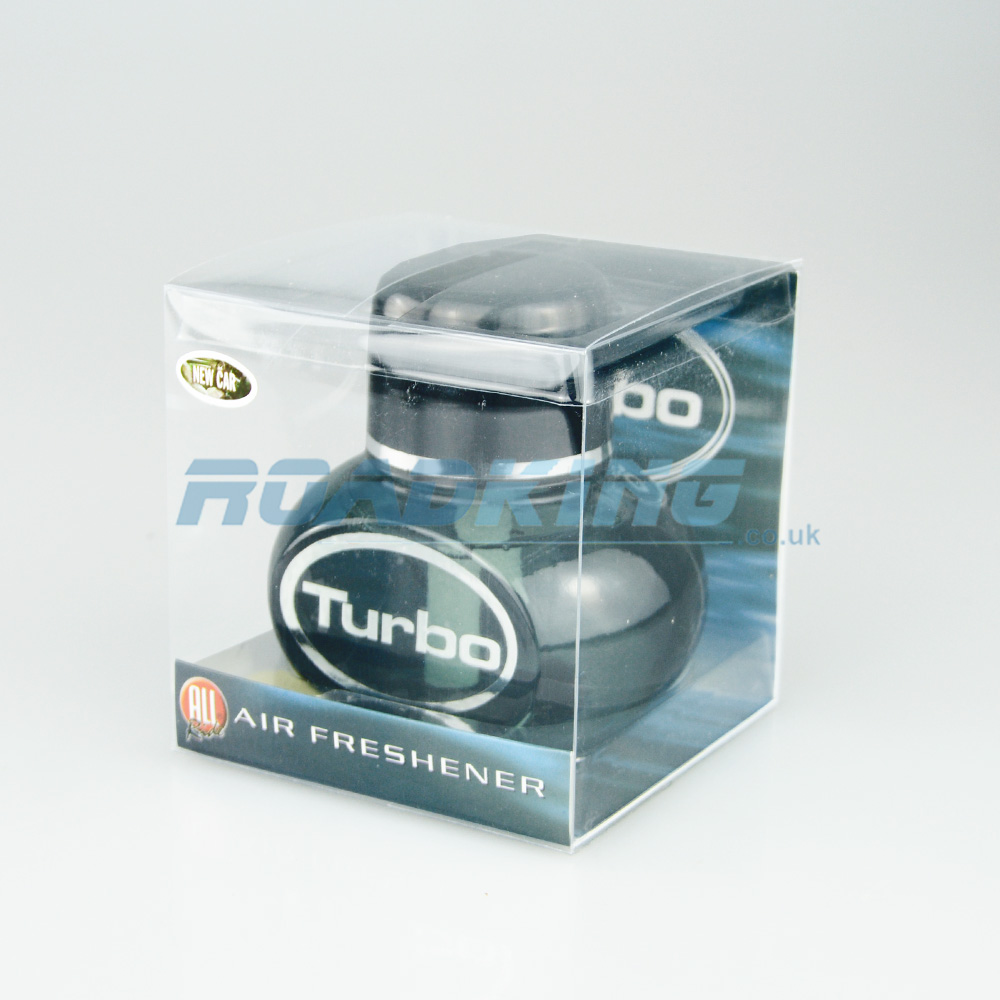 Turbo Air Freshener Scent | 150ml | New Car