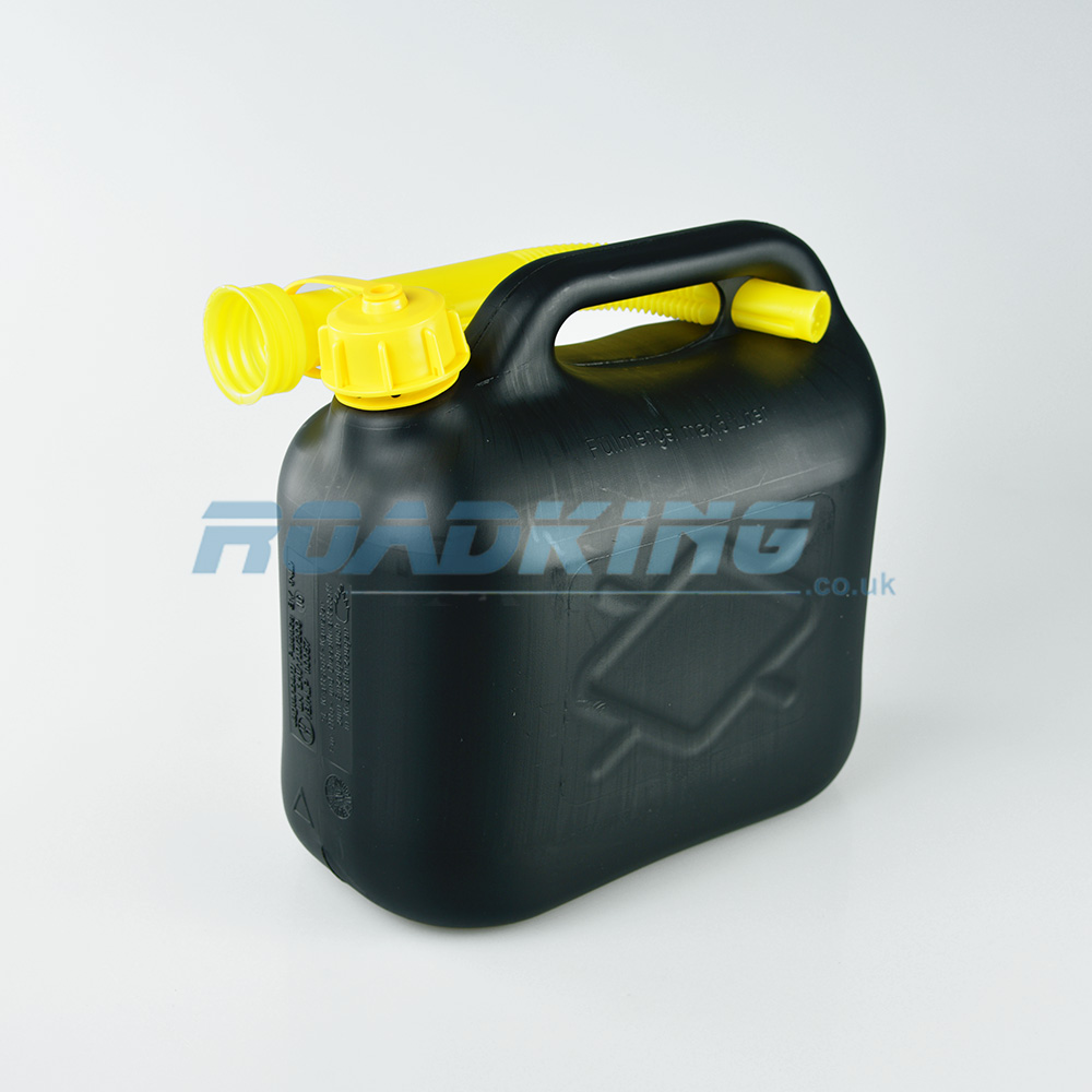 5 Litre Black Jerry Can