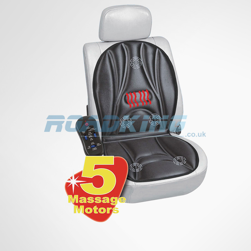 Massage Seat | 12v & 240 volt