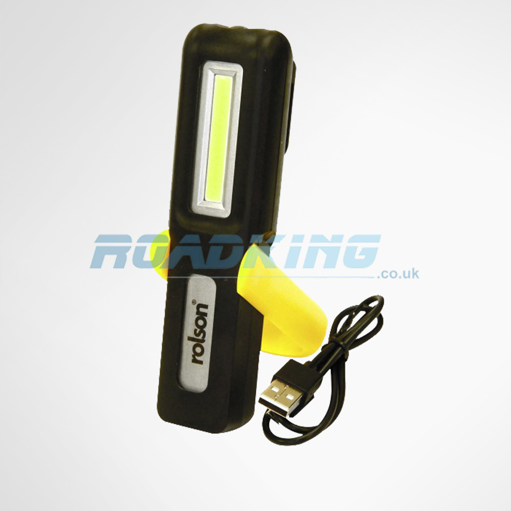 3W USB Rechargeable Cob Worklight
