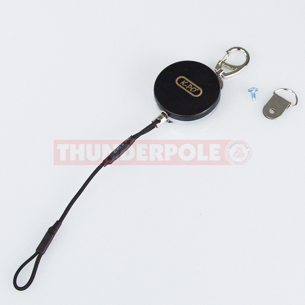 K-PO Retractable CB Mic Holder