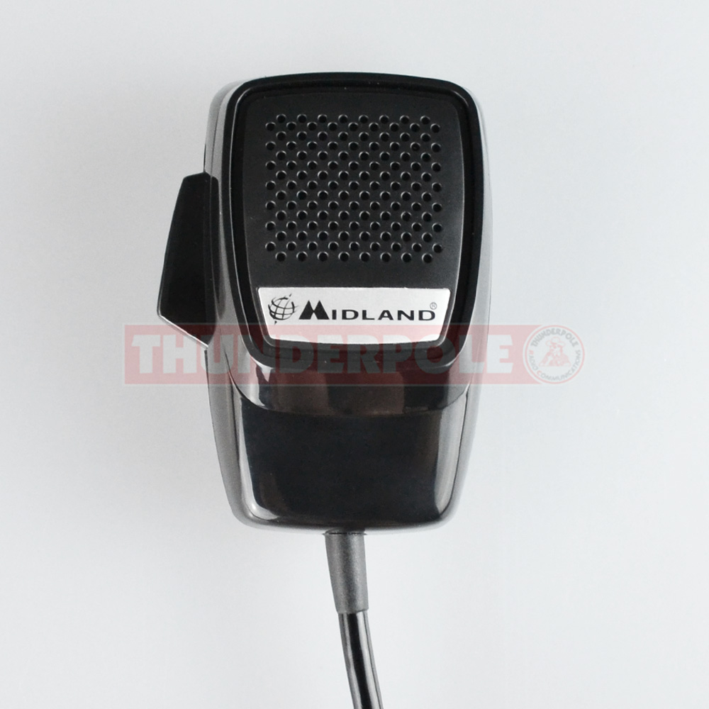 Midland Replacement Microphone | 203 | 4 Pin