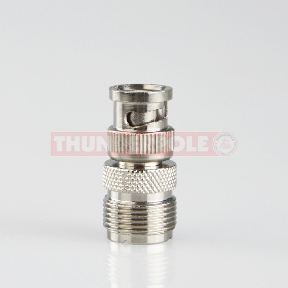 BNC Male - SO239 Adaptor