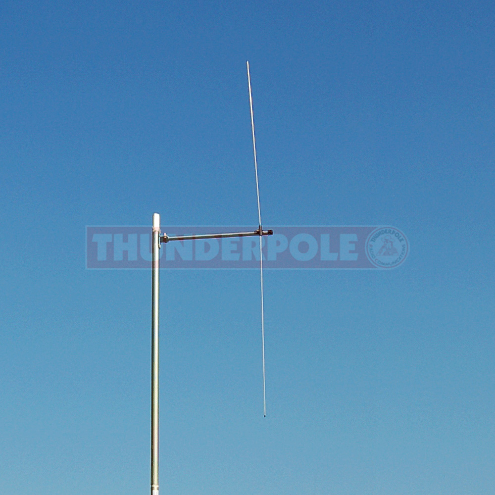 Thunderpole Super Dipole 27 MHz CB & 10 Meter Antenna