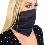 12x Multi Function Neck Gaiter | Assorted Designs size 47x25cm