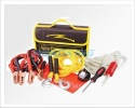 Auto Emergency Kit | Jump Leads, Tow Rope, Screwdriver