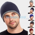 Reversible Beanie Hat | Assorted Colours