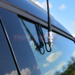 Window Clip Mount with 2.4m Lead