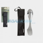 Stainless Steel Cutlery Set with Pouch | 3 in 1