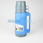Vacuum Flask | 1 Litre | Assorted Colours