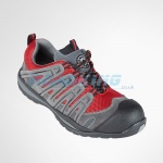 Security Line 4206 Halcon Safety Trainer | Red/Grey