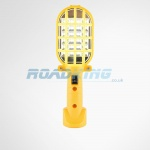 Work Light with Magnetic Base & Hook | Yellow | 24 LED