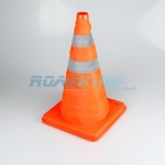15'' Pop Up Traffic Cone