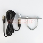 V-Bolt Mirror Kit w/Cable